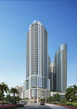 100 Las Olas New Condominiums Downtown Fort Lauderdale