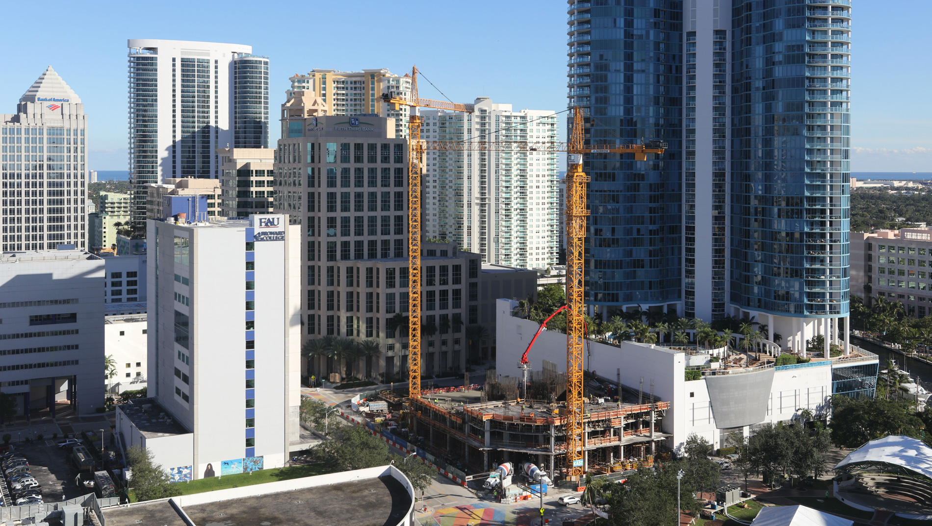 100 Las Olas December Construction Update