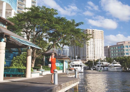 Riverwalk Fort Lauderdale 100 Las Olas