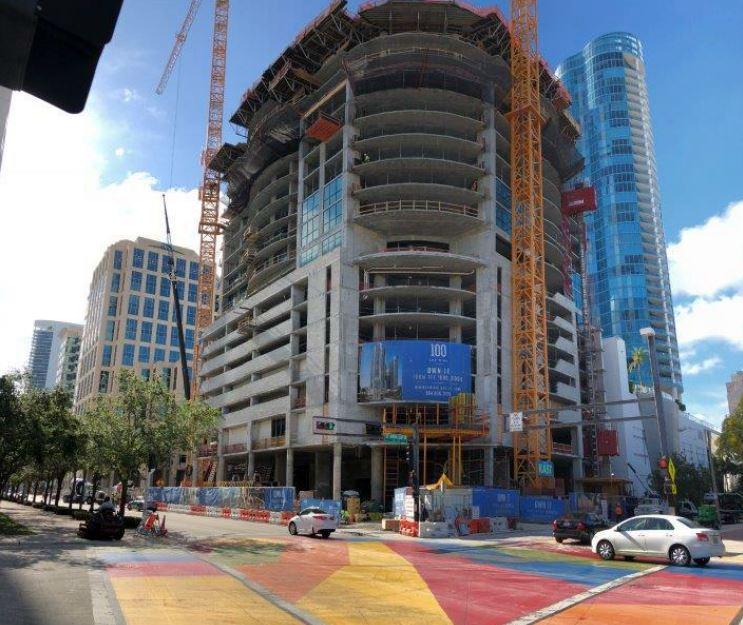 From New Towers To Restaurants And Retail Las Olas Corridor