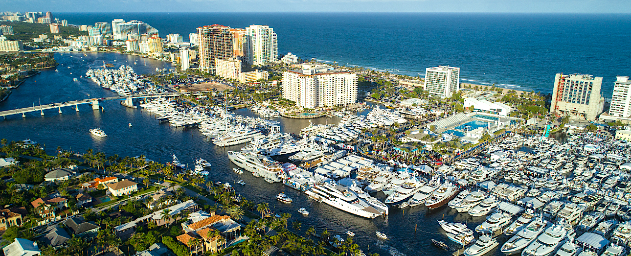 5 Things You Must See at the Fort Lauderdale International Boat Show