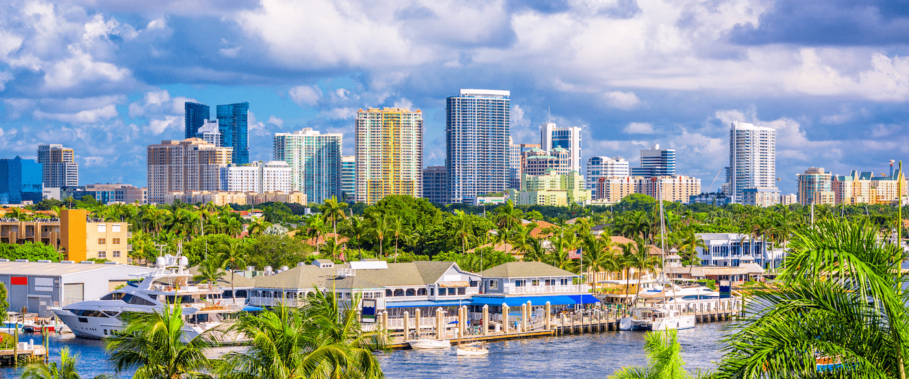 Florida's Tax Haven Sparks Real Estate Interest in South Florida