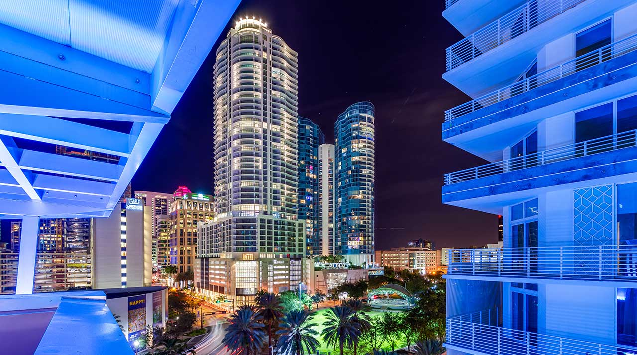 100 Las Olas Reaches $90 Million in Sales above Hyatt Centric Hotel in Downtown Fort Lauderdale